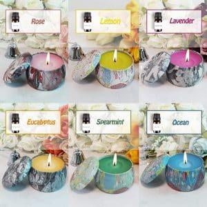 TOFU Kit de Fabrication de Bougies parfumées