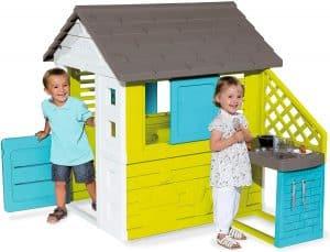 Cabane de jardin enfant Smoby Pretty 810711