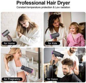 sèche-cheveux ionique Flintronic