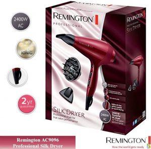 sèche-cheveux Remington AC9096 Silk